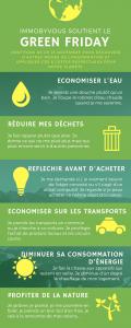 How to help prevent En route pour le GreenFriday