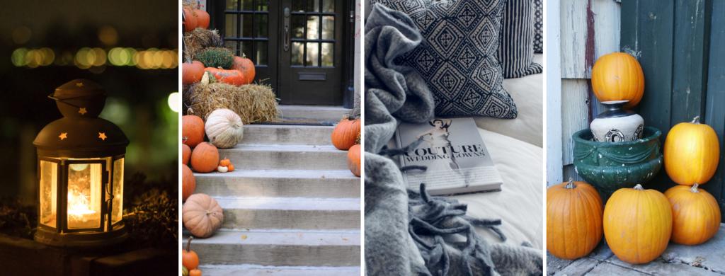 Idees deco automne Quelle déco quand on vend en automne ?