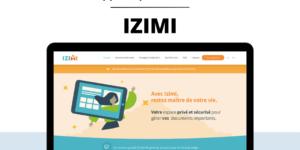 Izimi le coffre fort numerique Izimi, le coffre-fort numérique pour tous vos documents importants